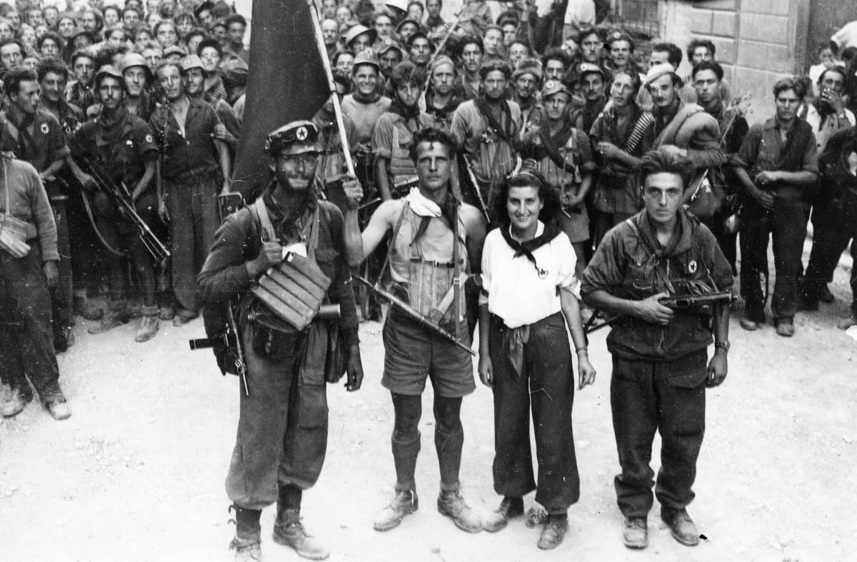 Non fu la resistenza a liberare l'Italia ma solo gli alleati