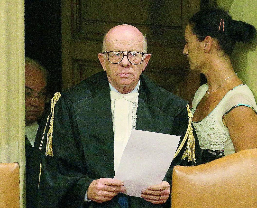 Processo al giudice che condannò il Cav