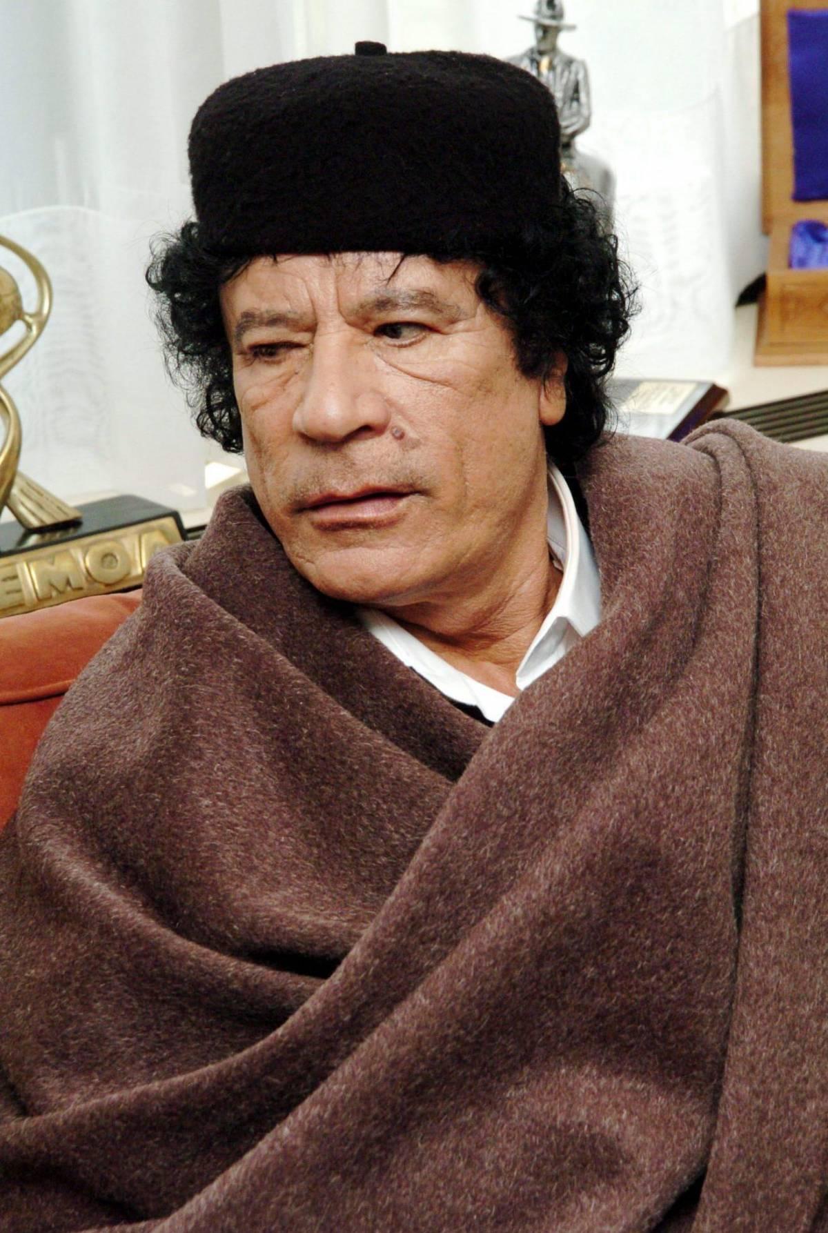 Il segreto da nascondere: l'omicidio di Gheddafi
