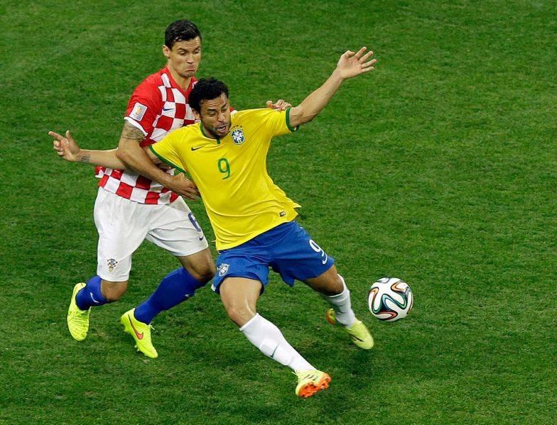 Il discusso penalty di Brasile-Croazia