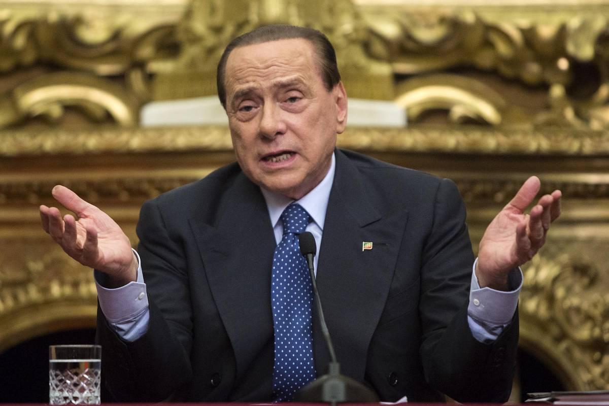 """Silvio Berlusconi: """"Il patto del Nazareno? Votiamo ciò che ci convince"""""""