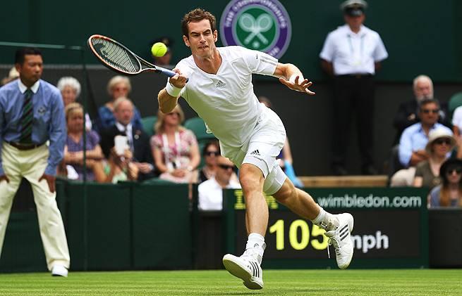 Esordio vincente per Murray a Wimbledon