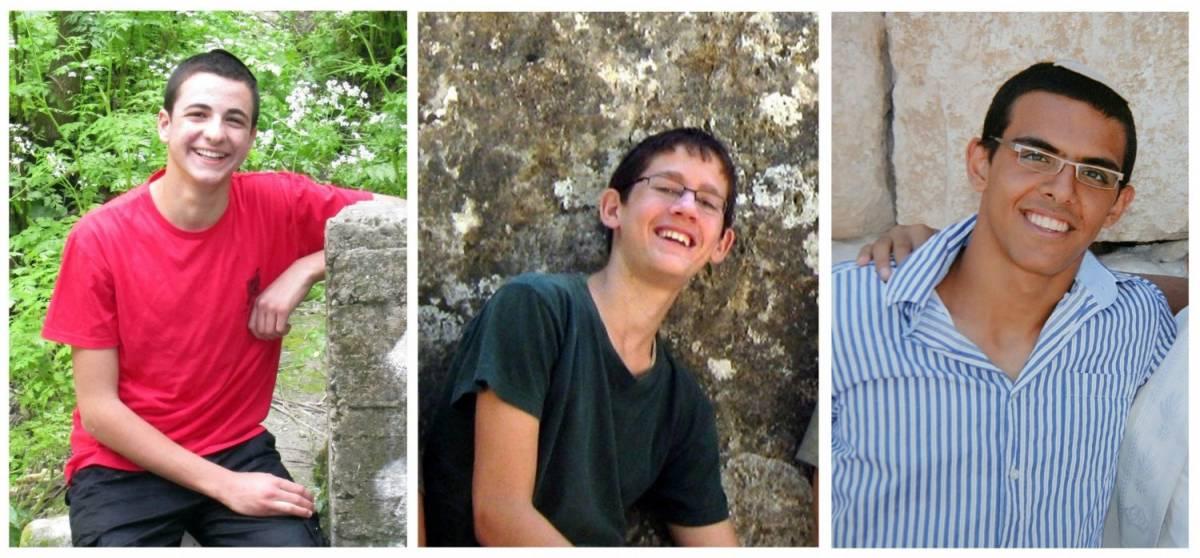 Gilad Shaarh, Naftali Frenkel e Eyal Yifrah