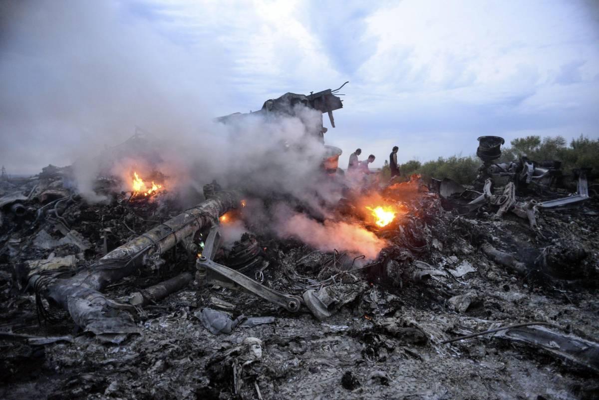 """L'MH17 e le teoria del complotto: """"Abbattuto per impedire rivelazioni sull'Aids"""""""
