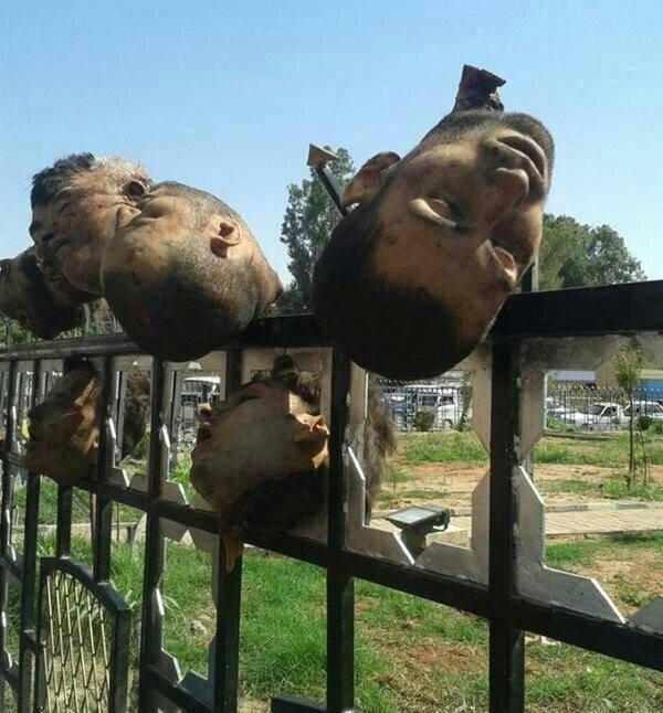 Orrore in Siria, a decine decapitati dall'Isis