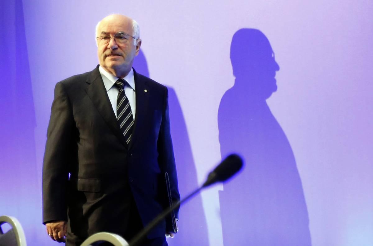 """Tavecchio torna in campo e """"sfida"""" Sibilia per salvare la Lnd"""