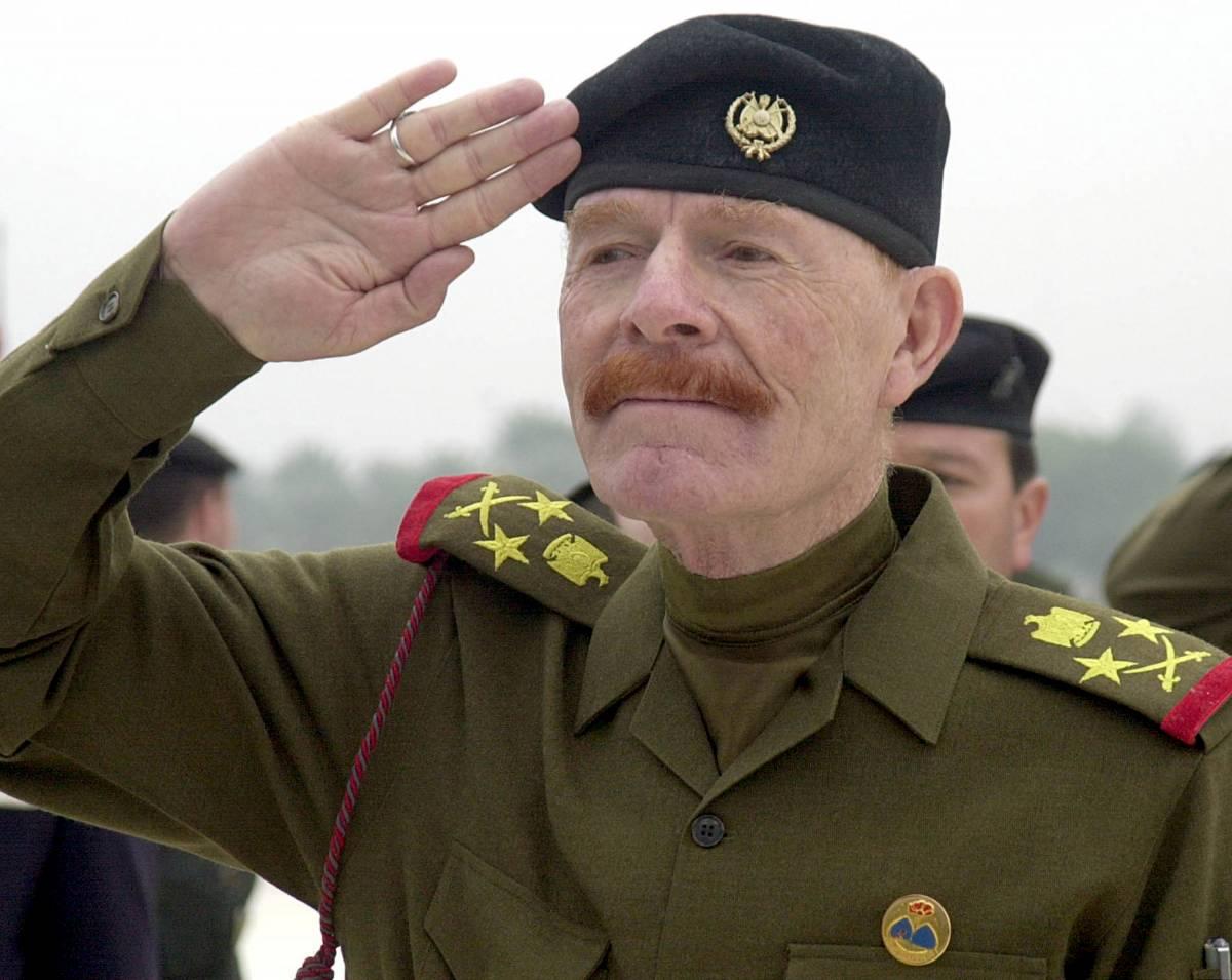 Izzat Ibrahim al-Douri, ex braccio destro di Saddam Hussein