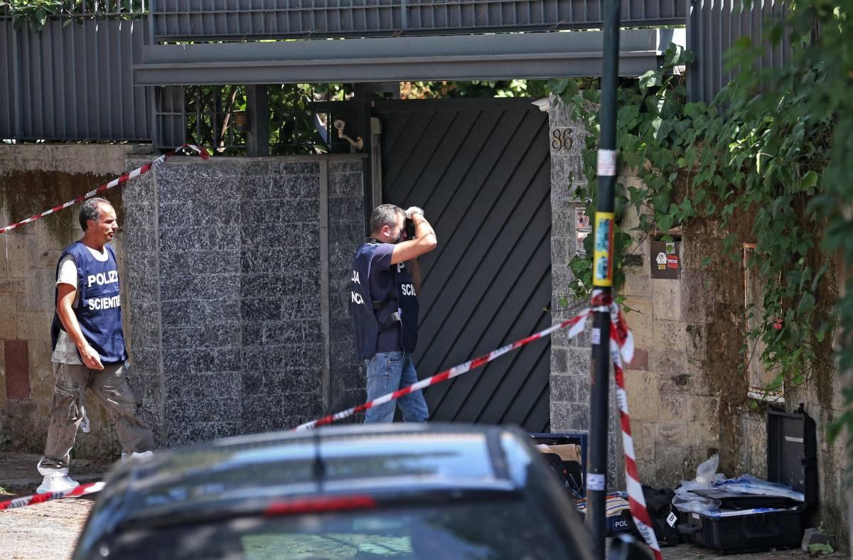 L'assassino voleva filmare la decapitazione dell'ucraina