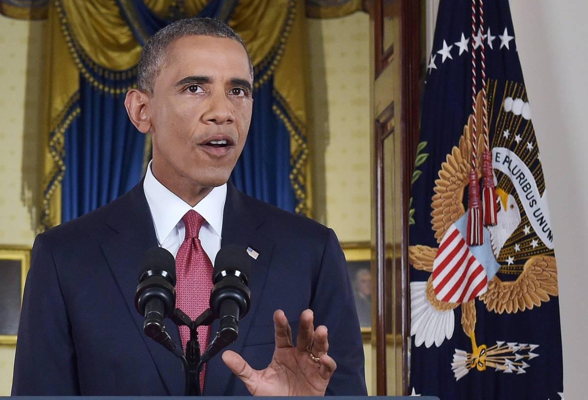 """Obama: """"Distruggeremo l'Isis"""". Ma niente truppe in Iraq"""