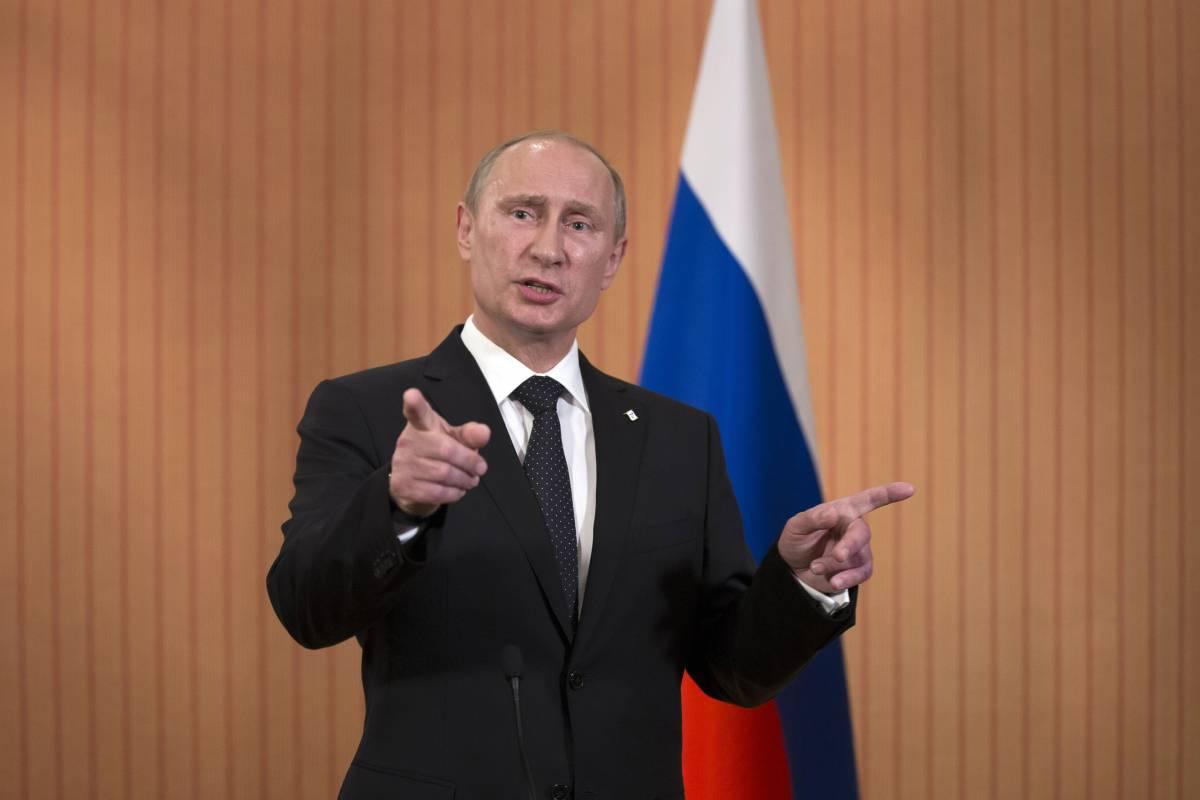 Guerra segreta alle sanzioni. Missione di Putin in Italia