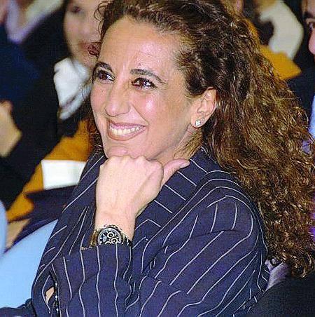 Wanda Ferro, candidata del centrodestra per la Regione Calabria