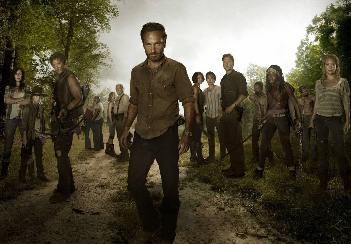 The Walking Dead, di chi è la voce a fine puntata?