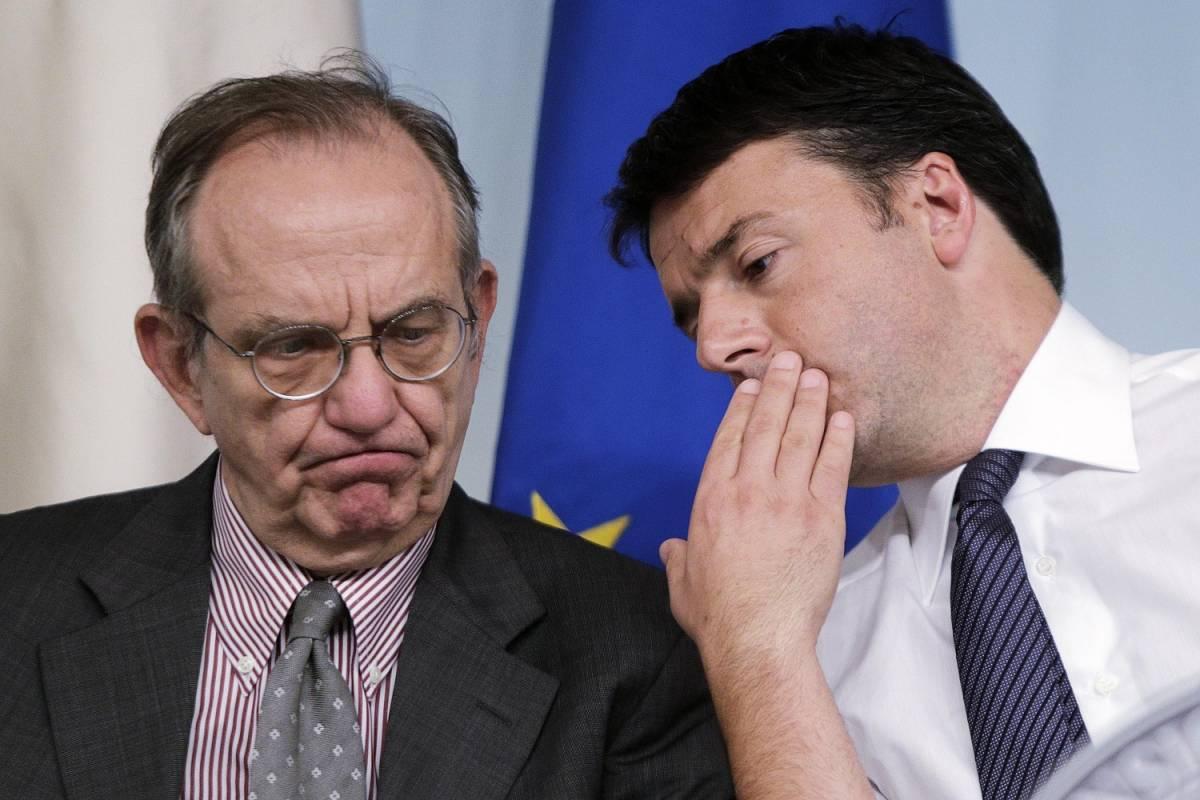 L'Ue non boccia la legge di stabilità, ma rimanda l'Italia: verifica a marzo
