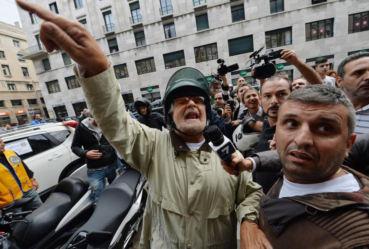 Il bodyguard di Grillo? È stato in galera 5 anni