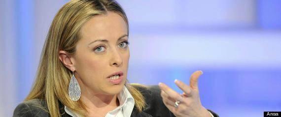 """La Meloni alla Bonino: """"L'handicap non ferma la passione politica"""""""