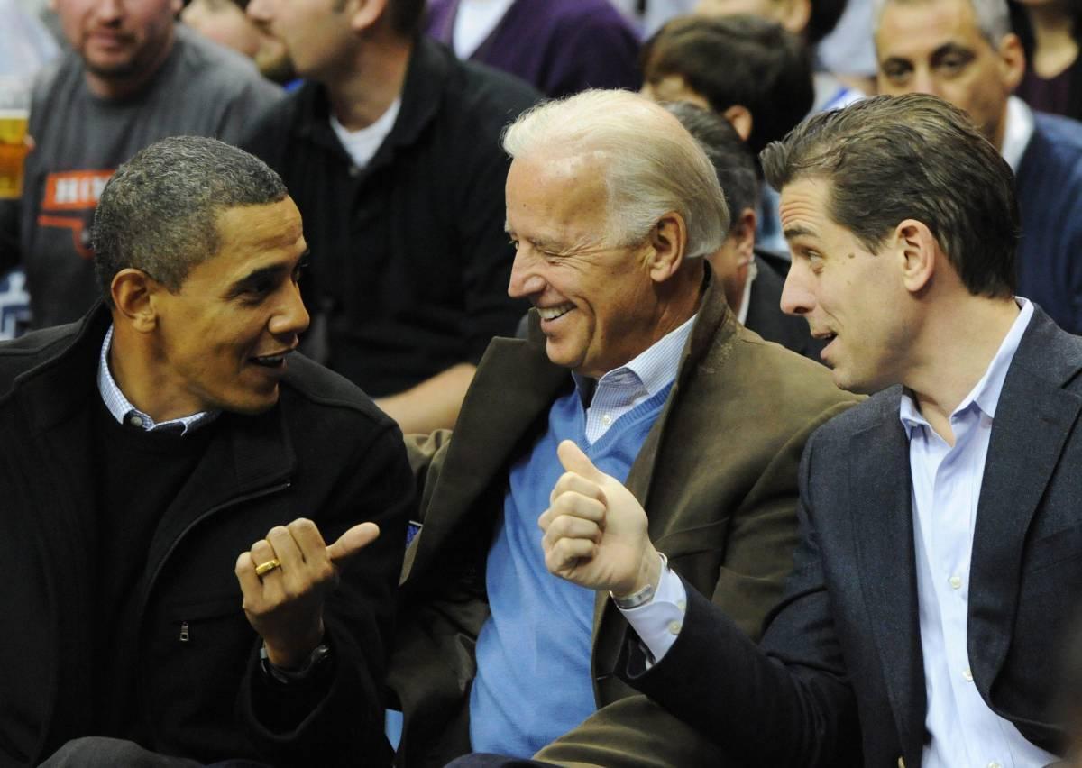 Figlio di Biden congedato dalla Marina per uso di droga