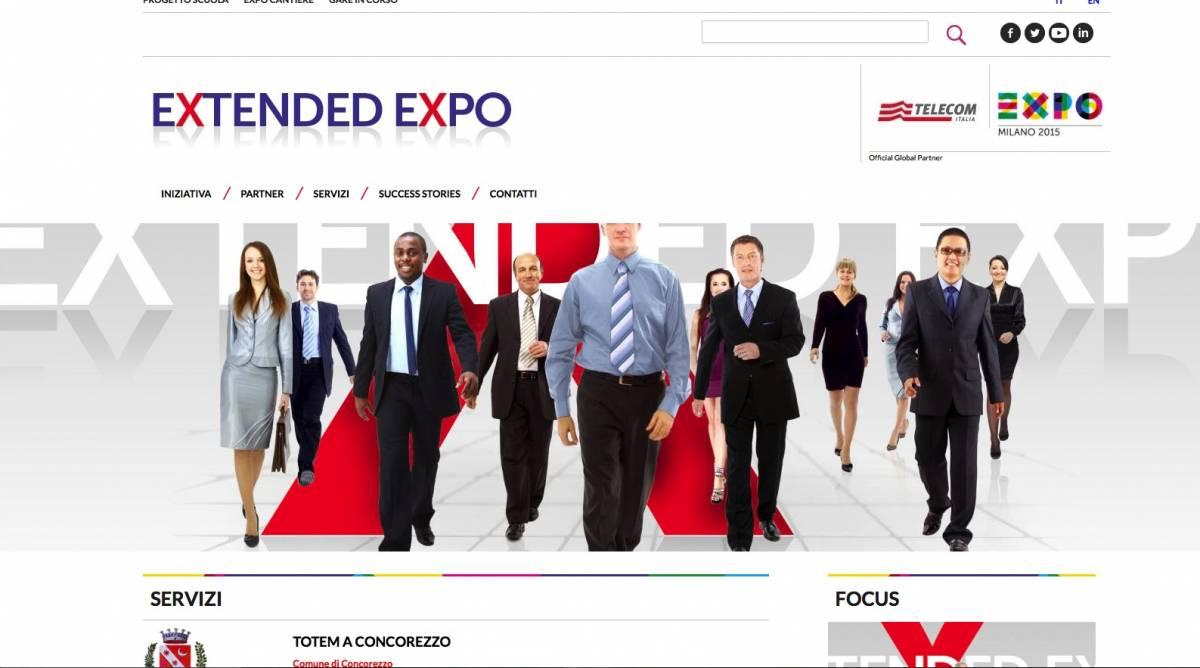 Extended Expo, vetrina virtuale dell'innovazione tecnologica