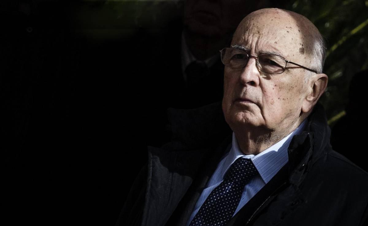 I fallimenti di Napolitano