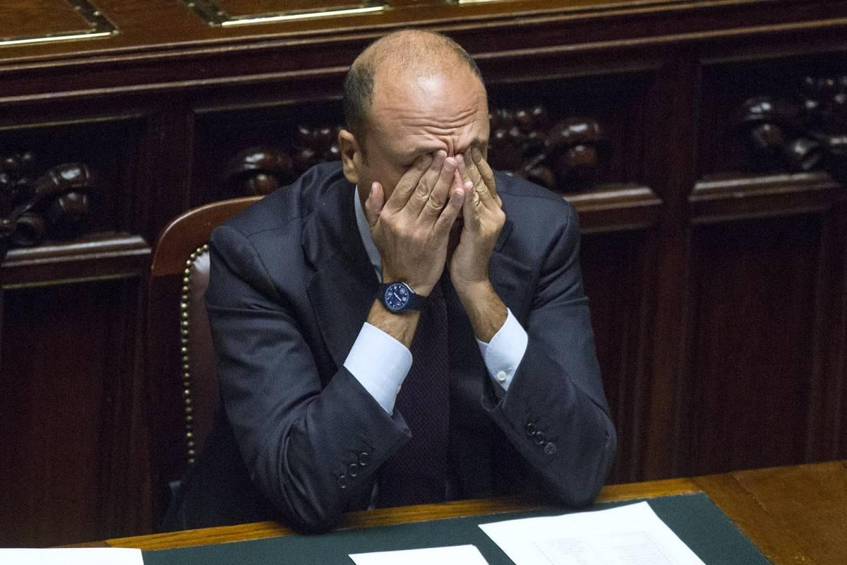 Angelino imprigionato nel suo 1%