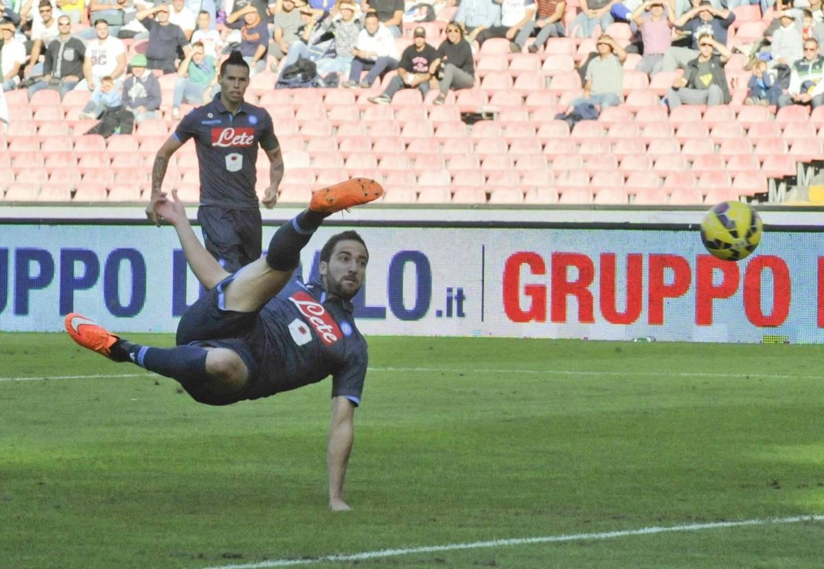 Roma, mal di big match Garcia preso a schiaffi