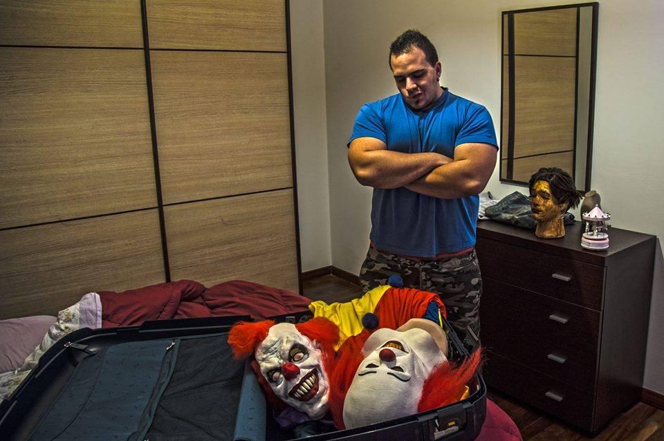 """""""I video dei clown che ispirano violenza? Miei, e ne sono fiero"""""""