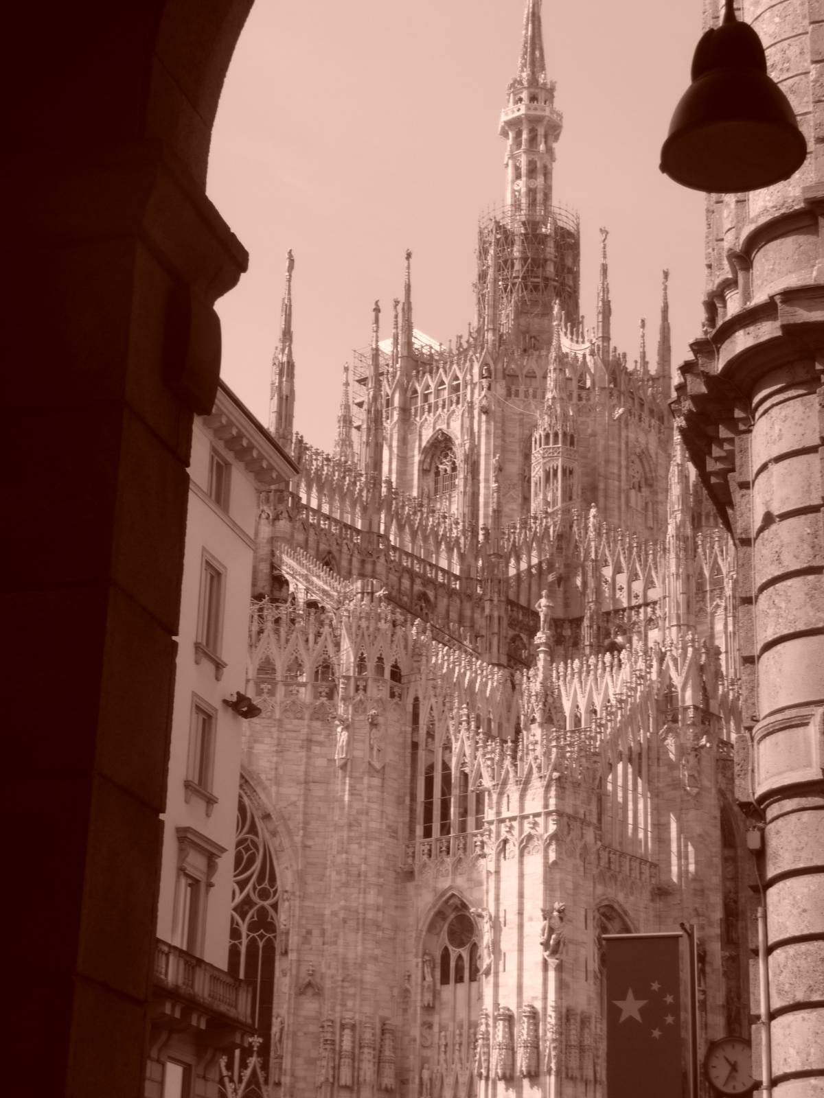 Maria Pia Severi, Milano come non l'avete mai vista
