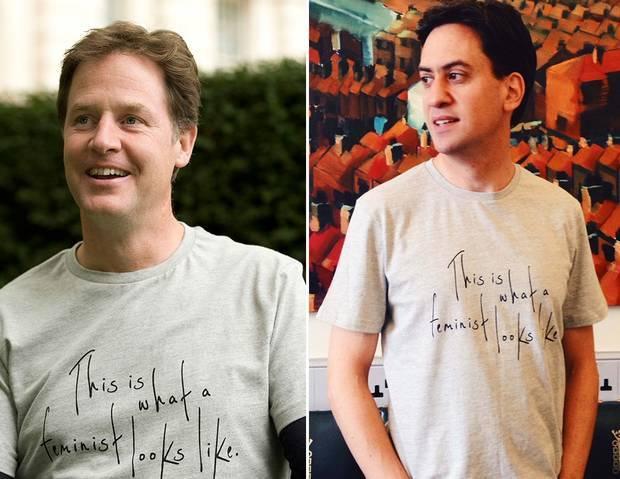 Le t-shirt femministe  fatte da operaie sfruttate