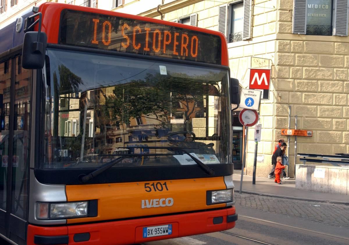Se a Roma si rischia la paralisi degli autobus