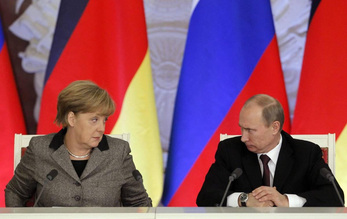 Blitz dei furbetti tedeschi. Da Putin a porte chiuse per aggirare le sanzioni