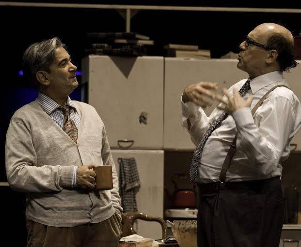 Prove tecniche di «teatro nel teatro» Bruni e i vizi dell'arte secondo Bennet