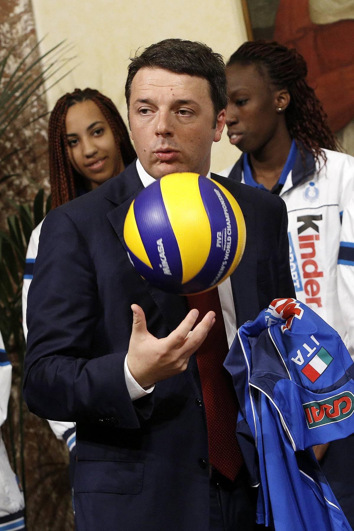 """Italicum, l'apertura del premier: """"Il problema non è Silvio, ma..."""""""