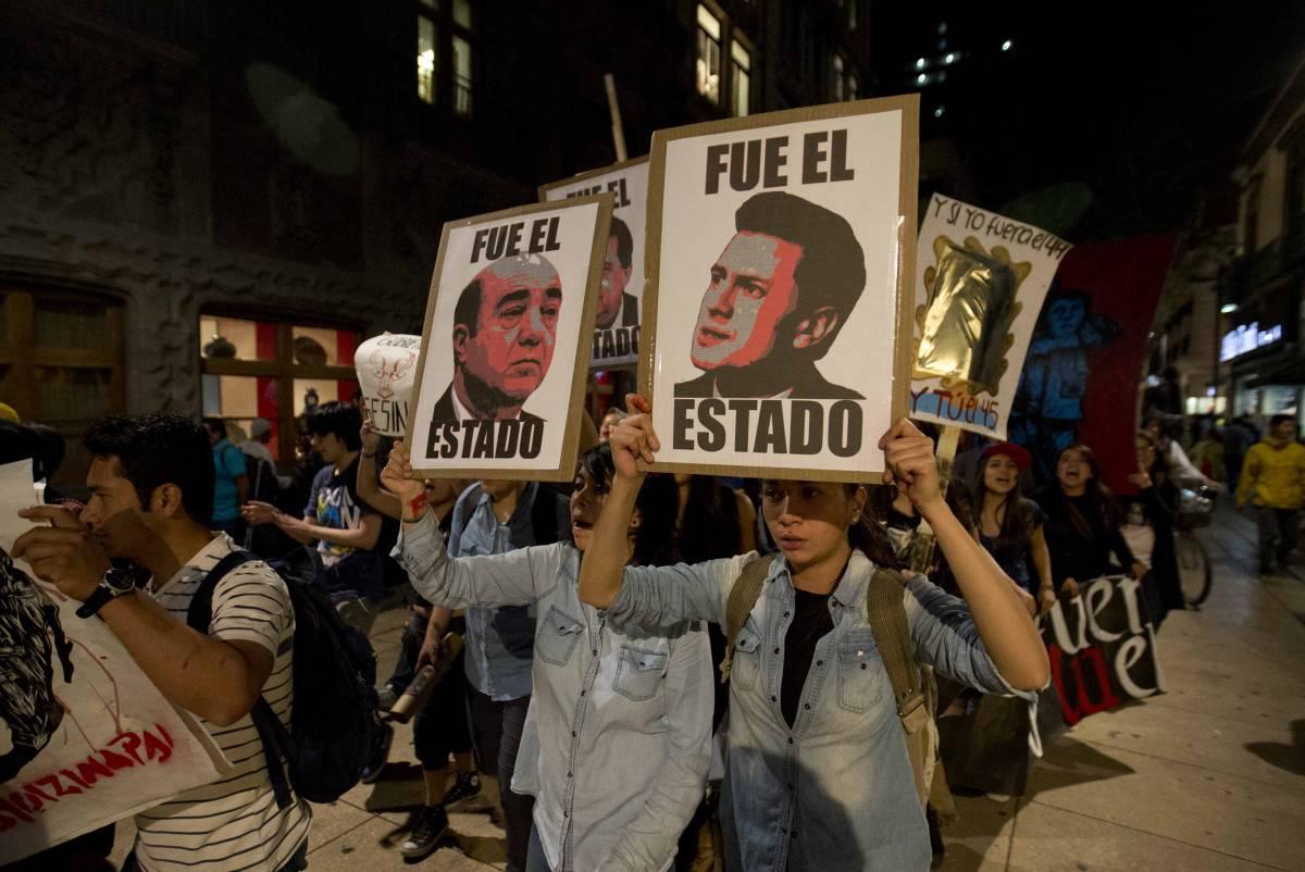 Messico in sciopero contro i narcos