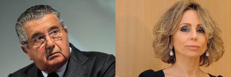 """De Benedetti: """"Sono fortunato"""". Marina Berlusconi lo stana: """"Salvato grazie ai nostri soldi"""""""