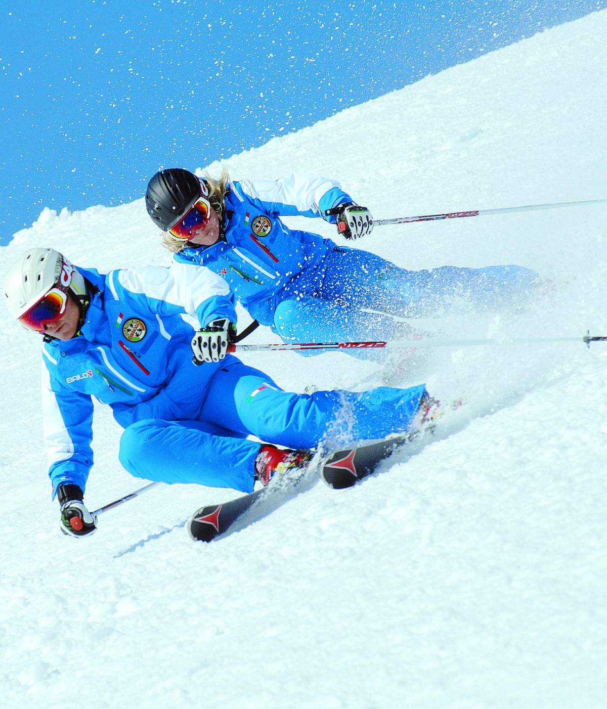 Dentro o fuori pista il perfetto sciatore