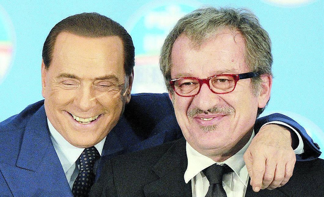 Patto Berlusconi-Maroni sul rimpasto