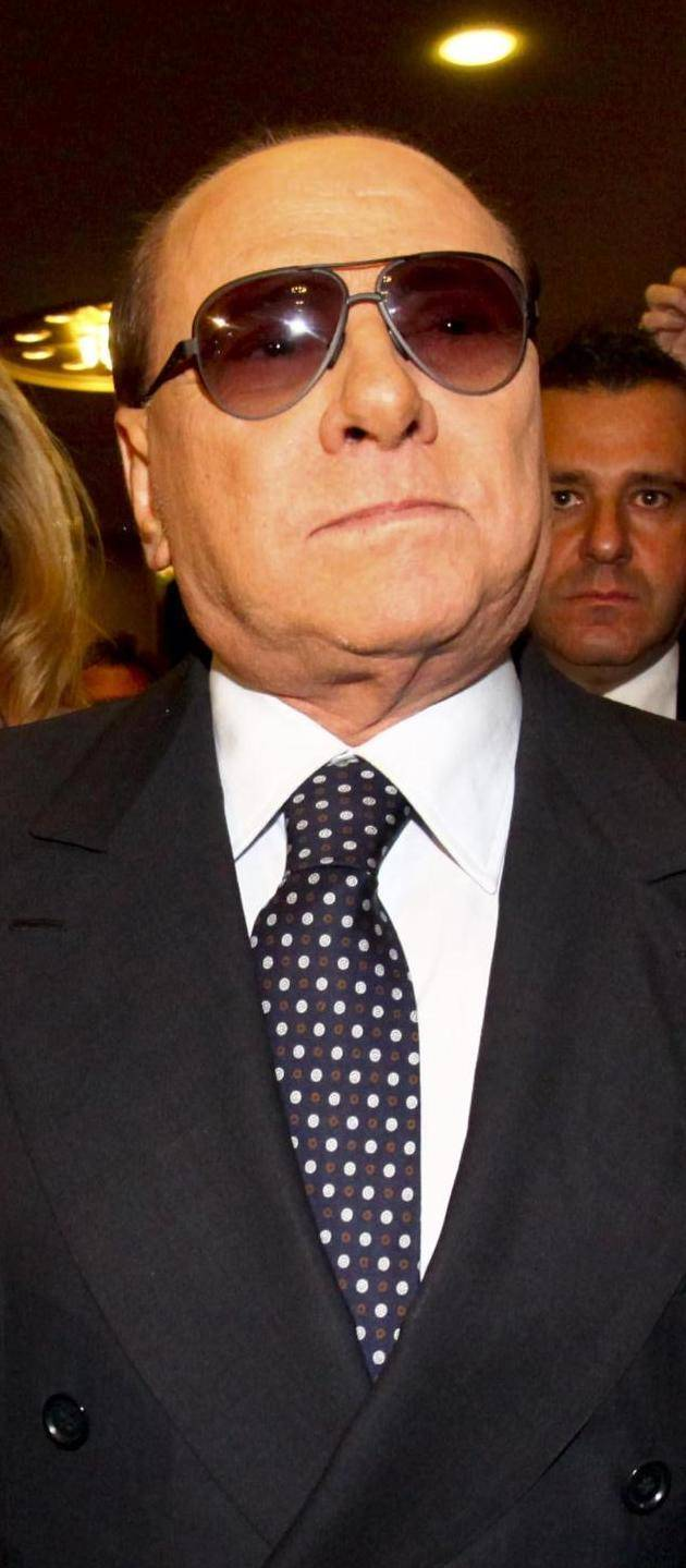 Per Berlusconi l'uveite si aggrava: ricoverato al San Raffaele