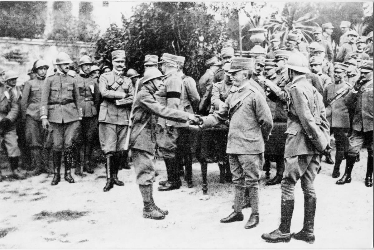 La Prima guerra mondiale dev'essere nel nostro Dna