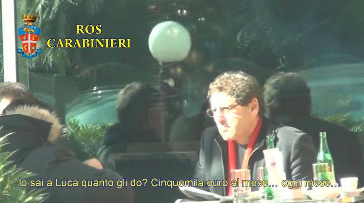 Salvatore Buzzi, braccio destro di Massimo Carminati nella cupola affaristica romana