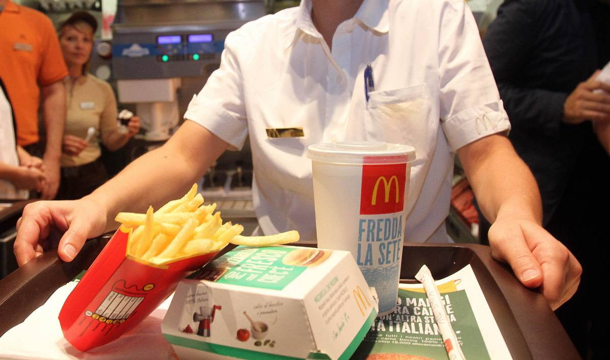 McDonald's mette radici a Londra e spera in un fisco clemente