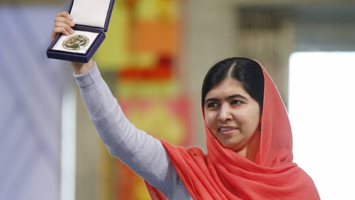 """Malala"", la ragazza che ha sfidato i talebani"