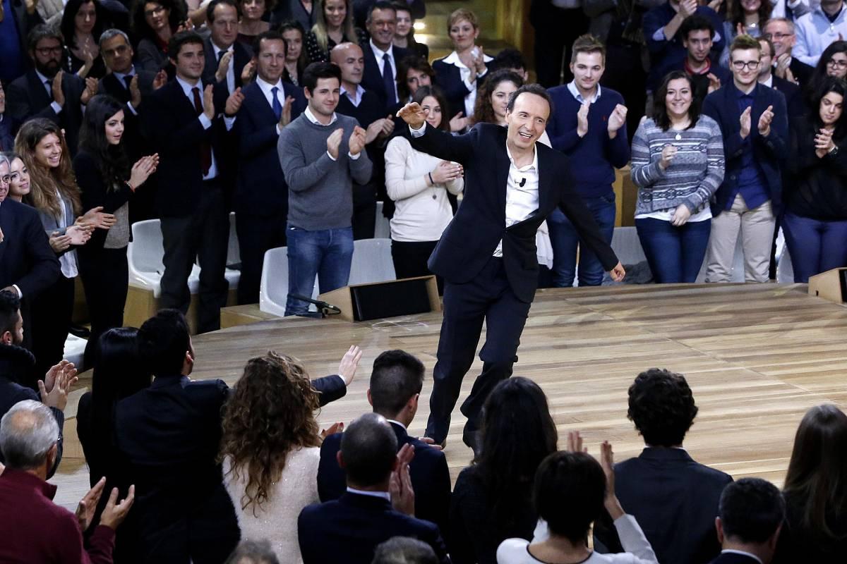 Benigni querela Report per l'inchiesta sui finanziamenti allo spettacolo
