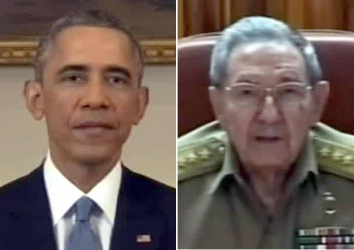 Svolta storica, Obama apre a Cuba: scambio di prigionieri e inizio nuove relazioni diplomatiche