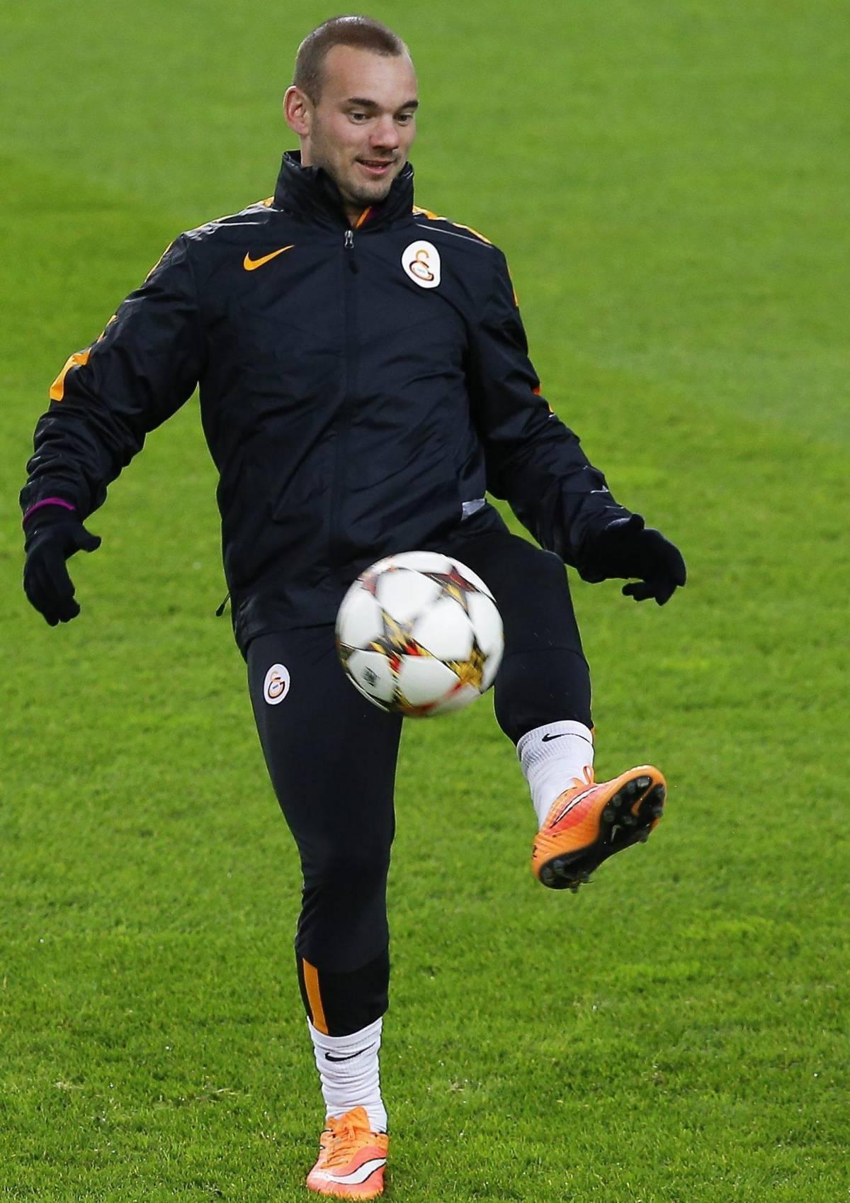 E Mou rivuole Sneijder per tornare «special»
