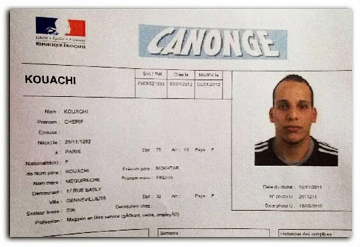Cherif Kouachi fu addestrato a sparare con il kalashnikov: la tv francese lo disse nel 2005