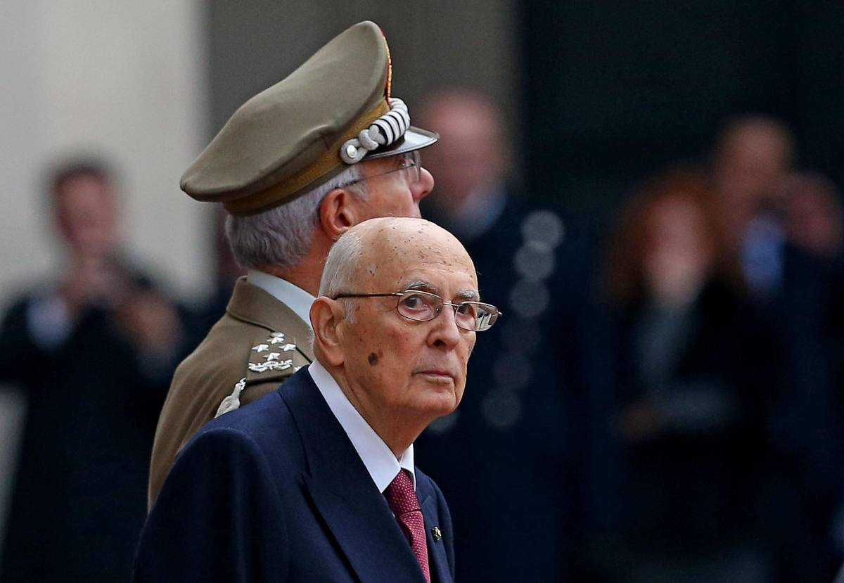 Lettera postuma a Napolitano