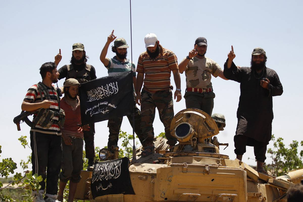 Al Nusra, morte beffa per il leader jihadista