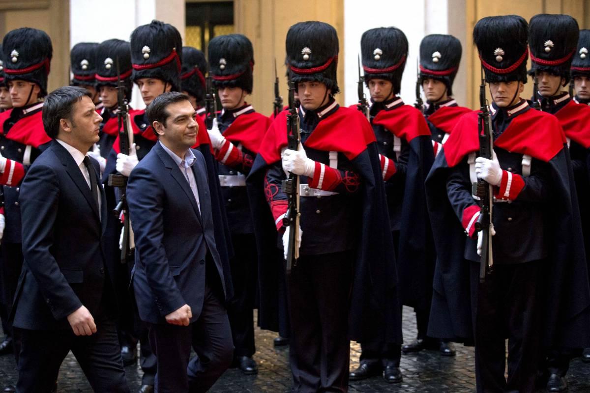 Così l'Italia a un passo dalla Grecia