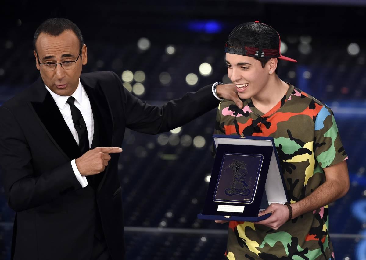 Il giovanissimo Kaligola vince il premio per il miglior testo