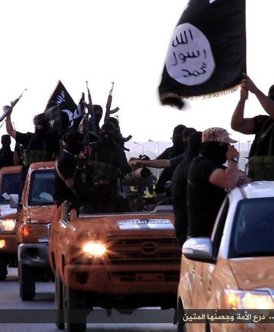 """""""La grande minaccia per l'Italia:  in Libia armi chimiche dell'Isis"""""""