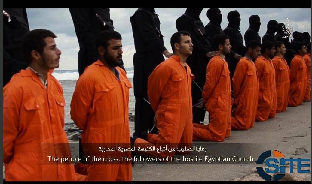 """Gli esperti Usa: """"È un falso il video dell'Isis sull'uccisione dei 21 copti"""""""